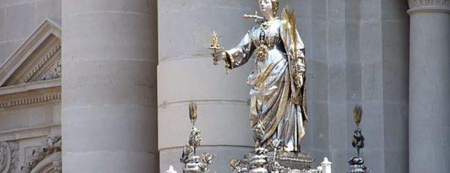 Siracusa  Festa di Santa Lucia, il Cardinale Bassetti presiederà la celebrazione eucaristica