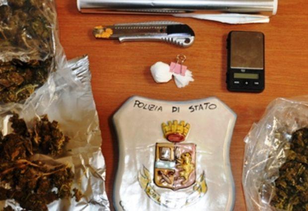 Lentini | Quasi quattro etti di droga in casa, 33enne in manette per spaccio