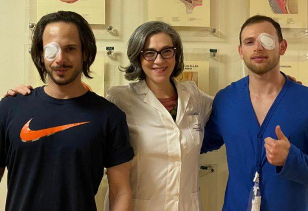 Lentini | Due trapianti di cornea nel reparto di oftalmologia dell'ospedale