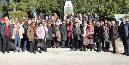 Augusta| I soci dell'Università popolare di Acireale accolti dalla Società di storia patria