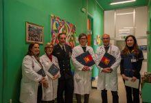 Siracusa| La Marina militare in visita ai piccoli pazienti dell'Umberto I