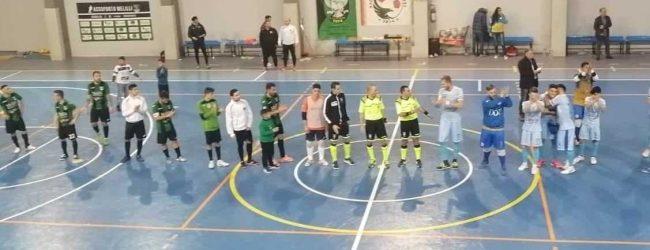 Melilli| Fuori dalla Coppa Italia gli uomini di Stefano Bosco