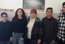 Augusta| Quattro alunni del Ruiz alla gara interregionale delle olimpiadi di astronomia