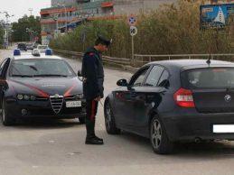 Augusta  Carabinieri: denunce per guida sotto i fumi dell'alcol uso di droghe