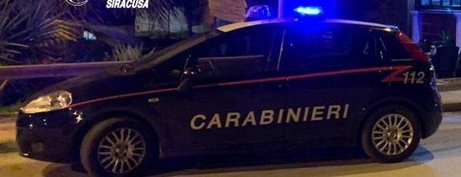 Augusta| Carabinieri: controllo del territorio 3 persone segnalate alla Prefettura