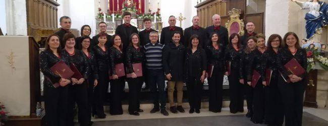 Augusta| Corale Anthea Odes in concerto per la provincia durante le scorse festività