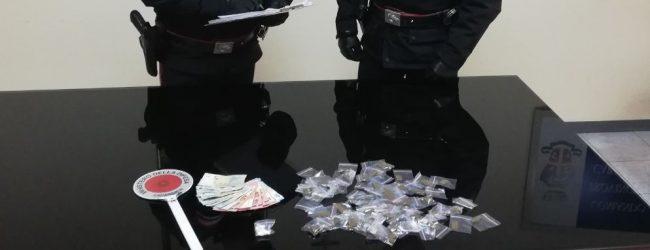 Siracusa| Irruzione nella piazza di spaccio di via Italia 103. Sequestrata cocaina, marijuana e hashish