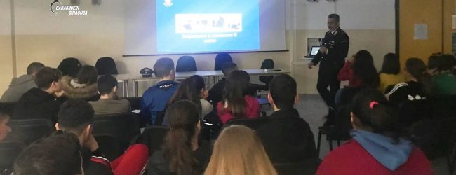Priolo Gargallo| Legalita': Incontro con gli studenti del comprensivo Alessandro Manzoni