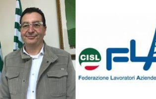 Siracusa| Giuseppe Giansiracusa nuovo segretario generale della Flaei Cisl Ragusa Siracusa