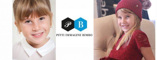 Augusta| Calcherà la passerella al Pitti bimbo la baby modella Victoria Maria Triberio