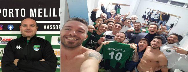 Melilli| Futsal, Stefano Bosco: Eravamo partiti senza ambizioni ma ora ci crediamo di più