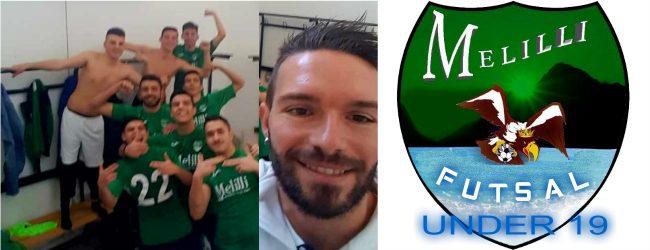 Melilli| Il coach Cutrali plaude i suoi Under