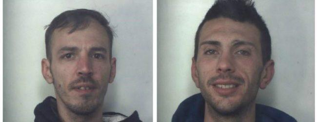 Cassibile  Tentato furto in abitazione e resistenza a pubblico ufficiale