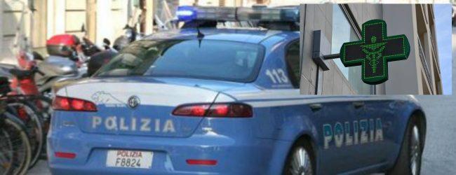 Siracusa  La polizia interviene per una rapina in una farmacia