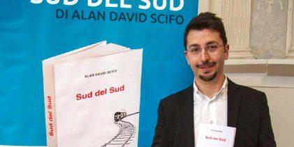 """Lentini   """"Sud del Sud"""", il libro Alan David Scifo domenica a Palazzo Beneventano"""