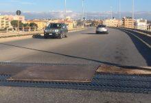 Augusta| Lastre in ferro sul viadotto per coprire il giunto ammalorato. Oggi i lavori