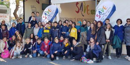 Augusta  Save tour anche per la Principe di Napoli, 50 alunni al museo itinerante