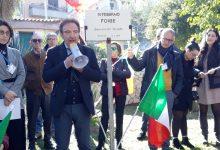 Carlentini | Maria Dusman alla Giornata del Ricordo del massacro delle foibe