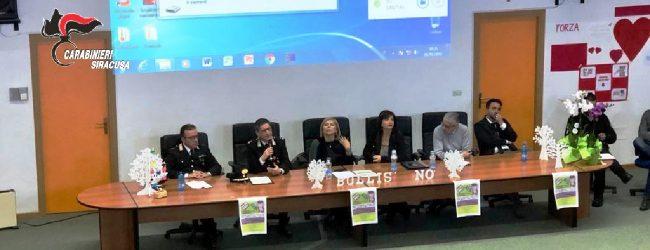 Carlentini | Bullismo e cyberbullismo, lezione dei carabinieri agli studenti dell'Istituto industriale