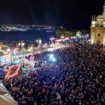 Melilli| Migliaia i visitatori e turisti in piazza San Sebastiano