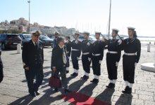 Siracusa| Il Prefetto Scaduto in visita alla Capitaneria di porto