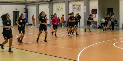 Augusta  Percorso per competenze tra Liceo Megara e Virtus Basket