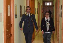 Siracusa| Visita del prefetto Scaduto al Comando provinciale della GdF aretusea
