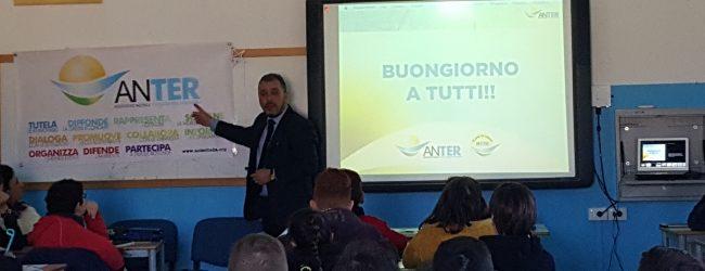 Augusta| Anter: il sole in classe all' istituto Orso Mario Corbino