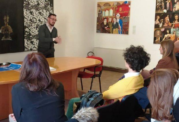 Lentini   L'esperienza di Palazzo Beneventano raccontata ai Giovani per l'Unesco