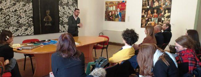 Lentini | L'esperienza di Palazzo Beneventano raccontata ai Giovani per l'Unesco