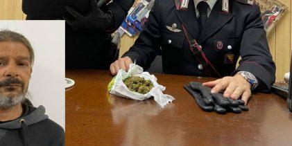 Rosolini  Deteneva droga in casa: arrestato un 4domi6enne