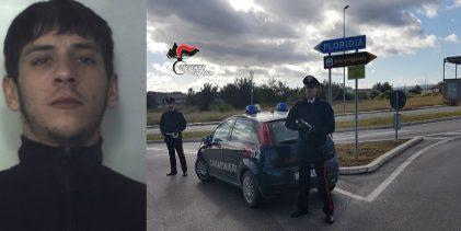 Floridia  Agli arresti un 33enne per droga
