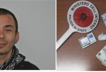 Avola| Quartiere S. Lucia, arrestato 25enne