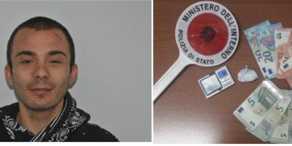 Avola  Quartiere S. Lucia, arrestato 25enne