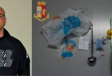 Siracusa  Spaccio di stupefacenti: Arrestato un 37enne