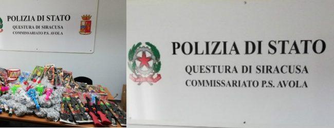 Avola| Sequestrata merce posta in vendita illegalmente