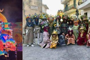 Melilli  Si chiude in bellezza la 62esima edizione del Carnevale Ibleo