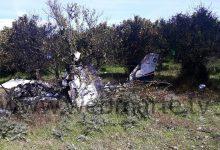 Lentini| Ultralleggero precipita nelle campagne tra Francofonte e Lentini. Due morti