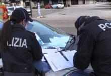 Siracusa| Controlli per il contenimento epidemiologico – La polizia denuncia 11 persone per la violazione dell'obbligo di permanenza a casa