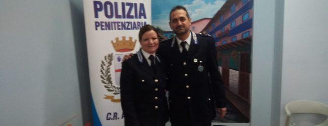 Augusta| Cambio al comando di Polizia penitenziaria: Maugeri subentra a De Vita