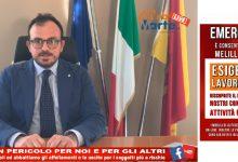 Melilli| L'appello del sindaco Carta alla città