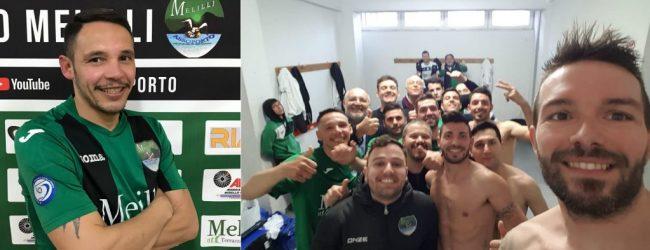 Melilli| Otto reti al Sammichele e tripletta di Everton
