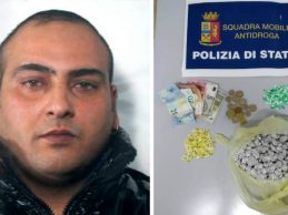 Siracusa  Arrestato un 35enne e sequestrate numerose dosi di stupefacenti