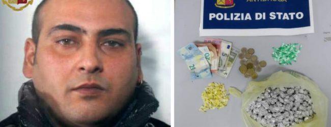 Siracusa| Arrestato un 35enne e sequestrate numerose dosi di stupefacenti