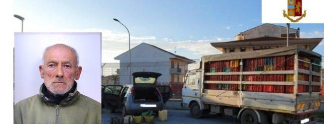 Avola| Furto aggravato di Agrumi, 7 arrestati