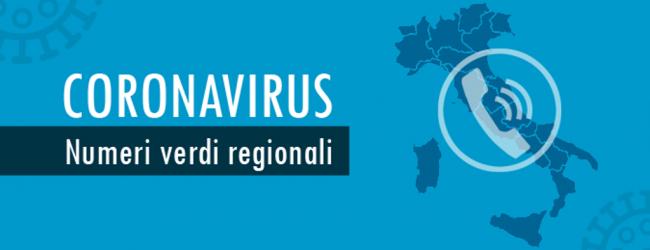 Sicilia| Coronavirus, istituito numero verde