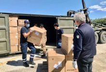 Priolo Gargallo| Protezione Civile: In arrivo un camion di mascherine per l'intera provincia