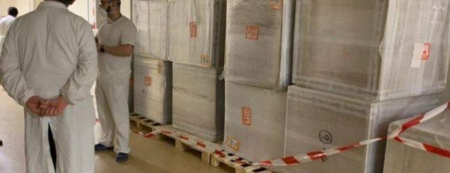 Siracusa| Covid-19: Un macchinario da 2400 tamponi al giorno