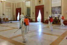 Catania| Coronavirus, Fase 2: L'Esercito igienizza edifici comunali e il Tribunale di Catania