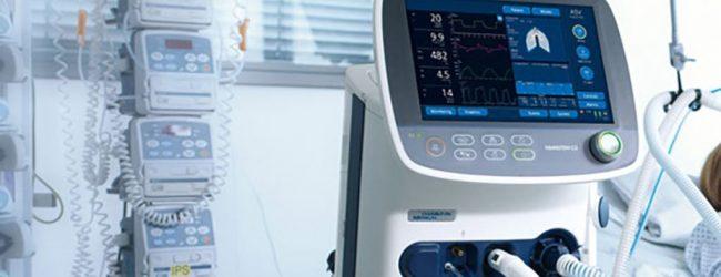 Siracusa| Donati dal fondo sociale ex Eternit 4 ventilatori polmonari al Centro Covid aretuseo